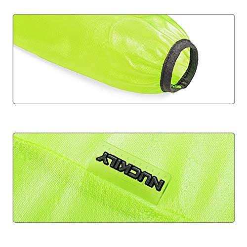 Trasparente Xl Adulto Pants Donna Uomo Ciclismo Size Green Walk Rain Traspirante Permuta Driving Da Suit Abbigliamento color Green E Moda Raincoat Impermeabile Geyao Split OfBZwzqx