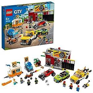 LEGO 60258 Tuning Workshop
