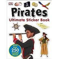 Ultimate Sticker Book: Pirates