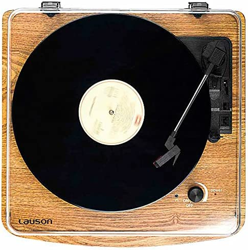 Amazon.com: Lauson CL508 Turntable 3-speed Grabadora estéreo ...