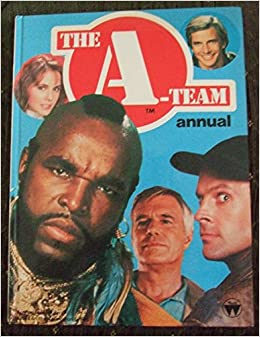 Image result for the a team annual 1984