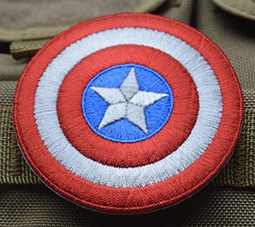 morale patch captain america - 2