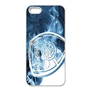 UK-Cherry ?Arsenal Emblem series For iPhone 5, 5S Csaes phone Case THQ139247