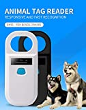 ISENVO Pet Universal Microchip Scanner Rechargeable