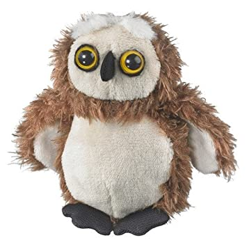 Amazon Com Small Of The Wild Owl Stuffed Animal By Wildlife Artists