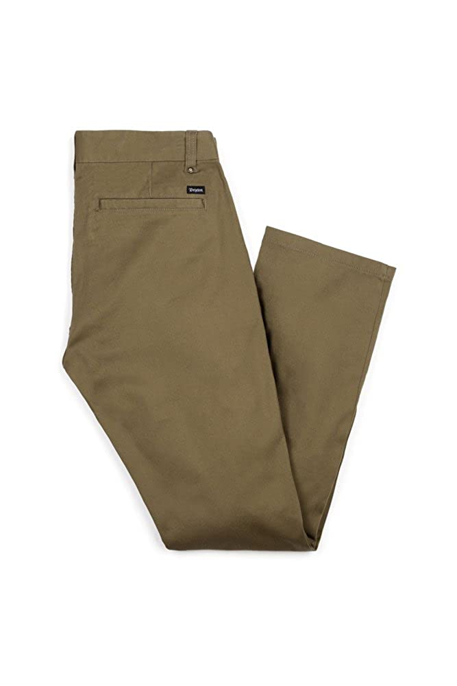 Brixton Men's Reserve Chino Pant Brixton Young Men's 04044