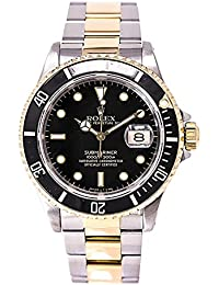 Submariner automatic-self-wind mens Watch 16613 (Certified Pre-owned)