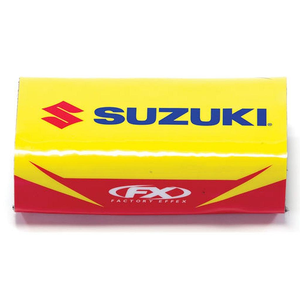 Lenkerpolster Suzuki halbrund mit Klettverschluss