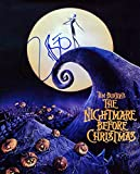 TIM BURTON (The Nightmare Before Christmas) signed 8X10 photo -  Authentic Autographs