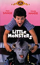 Little Monsters [Vhs]