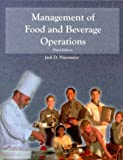 Management of Food and Beverage Operations, Jack D. Ninemeier, 0866121811