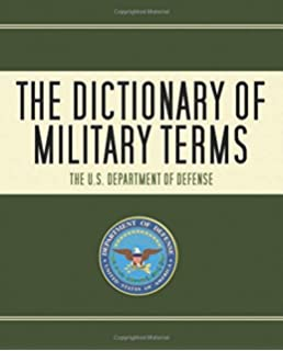 I need help understanding the basic set-up of the military and definitions for some slang terms....?