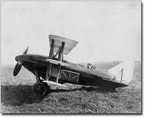Curtiss Cox Racer Aircraft 11x14 Silver Halide Photo Print