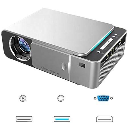 AXDNH Proyector Minl, 1080p HD Video Proyector Tamaño máximo de ...