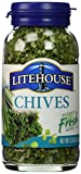 Litehouse Freeze Dried Chives (.25 oz Jars) 2 Pack