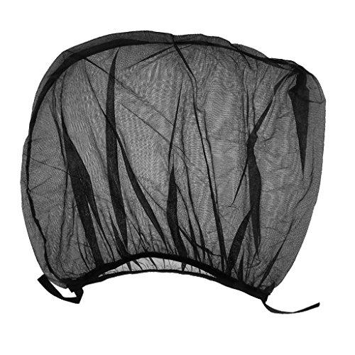 MagiDeal Car Sun Shades Mesh Cover Auto Anti-Mosquito Net Windshield Sunshade - XL