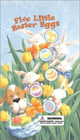 Five Little Easter Eggs