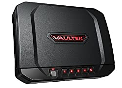 VAULTEK VT20i Biometric Handgun Safe Bluetooth Smart Pistol Safe