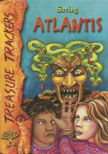 Read Online Saving Atlantis (Treasure Trackers) PDF