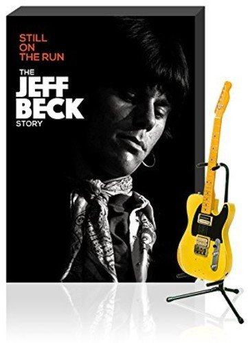 Blu-ray : Still On The Run: The Jeff Beck Story (Limited Edition, Japan - Import, 2PC)