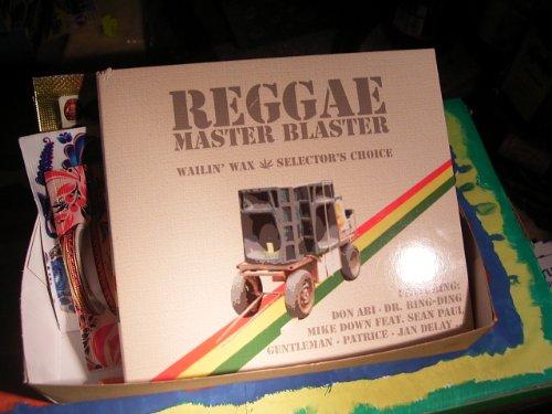 Price comparison product image Reggae Master Blaster: Wailin' Wax,  Selector's Choice