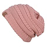 Fashion Cap- outdoor skiing (US Seller)Pink_Winter Hat Cap