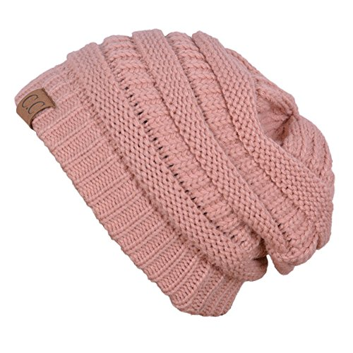 outdoor skiing (US Seller)-Pink_Winter Hat Cap Fashion Cap from Easy-W
