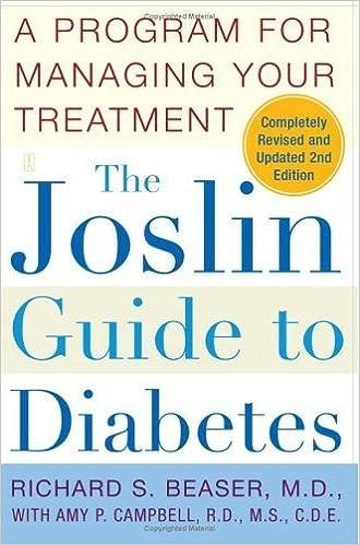 joslin diabetes deskbook