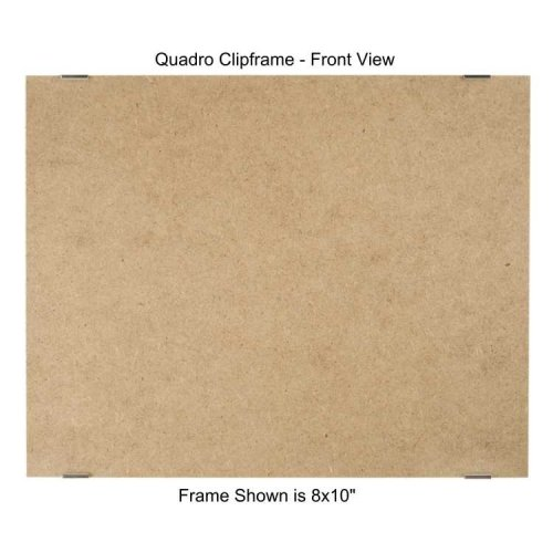 8x10 inch Clip Frames, Pack of 12