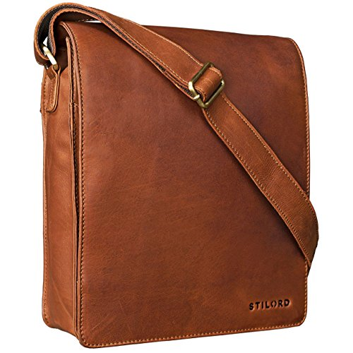 bdaa5212c260 STILORD 'Lars' Vintage Messenger Bag Men for 13,3 inches Macbooks ...