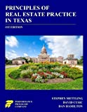 img - for Principles of Real Estate Practice in Texas book / textbook / text book