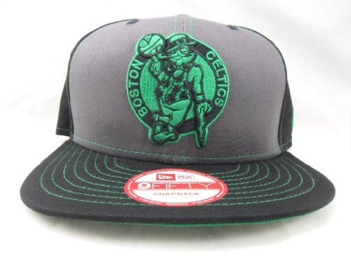 Boston Celtics Snap in Pop Black/Green Snapback (Boston Snap Celtics)