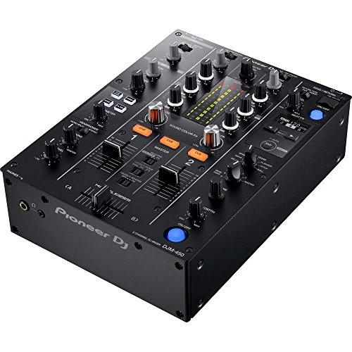 - Pioneer DJ DJM-450)