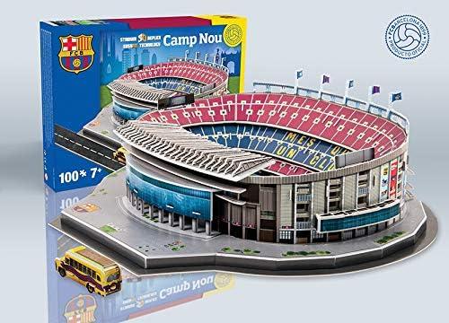 Giochi Preziosi - Puzzle 3D FC Barcelona (70202021): Amazon.es ...