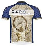 Primal Wear Old Fart Atlas Cycling Jersey Men's 4XL Short Sleeve