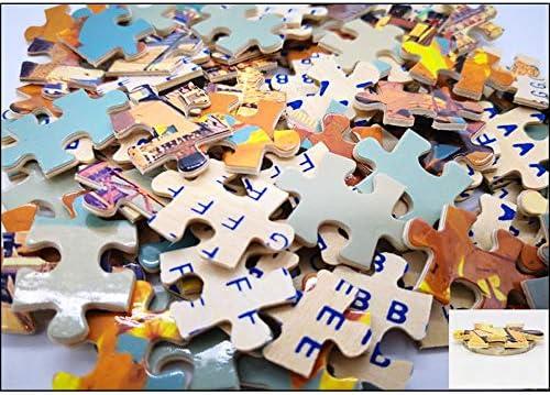 JIADUOBAO-puzzel Jupiter Base puzzel - 300/500/1000 Piece puzzel - Grote 75 x 50 cm Puzzle - Unieke Cut in elkaar grijpende stukken JIADUOBAO-puzzel ( Size : 300pcs ) Kc76UUvA