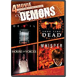 4-Movie Midnight Marathon Pack: Demons