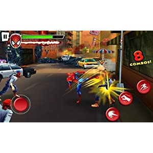 Spider-Man: Total Mayhem HD (Kindle Fire Edition)