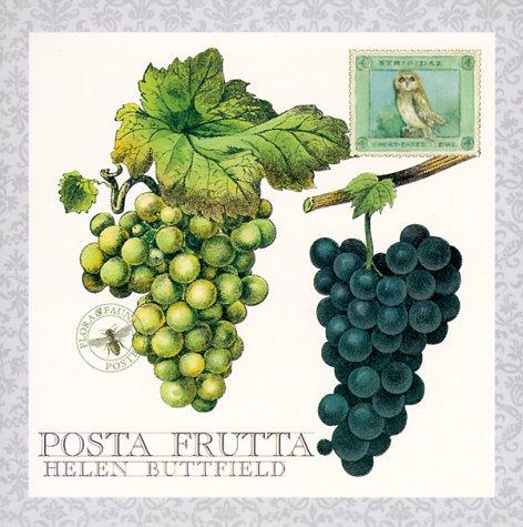Posta Frutta - Postcard Book -
