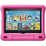 """All-new Fire HD 8 Kids Edition tablet, 8"""" HD display, 32 GB, Pink Kid-Proof Case"""