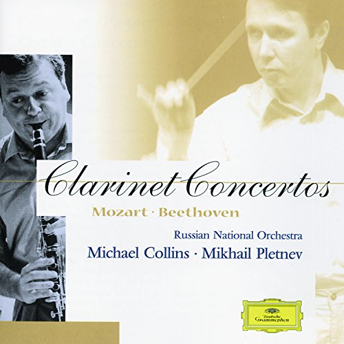 Beethoven Clarinet Concerto (Beethoven: Violin Concerto In D, Op.61 - Arranged For Clarinet By Mikhail Pletnev - 3. Rondo.)