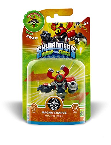 Skylanders Swap Force - Swappable Character Pack - Magna Charge (Xbox 360/PS3/Nintendo Wii U/Wii/3DS) -