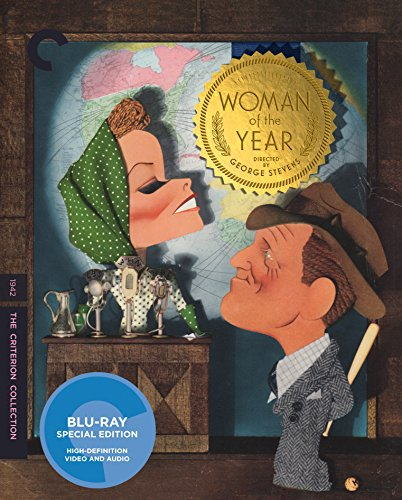 Woman of the Year (The Criterion Collection) [Blu-ray]