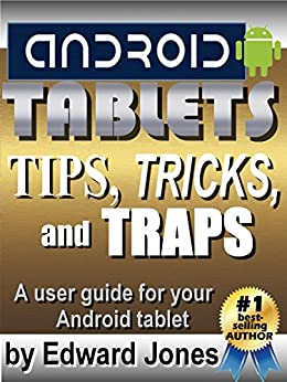 Android Tablet Tips Tricks Traps ebook product image