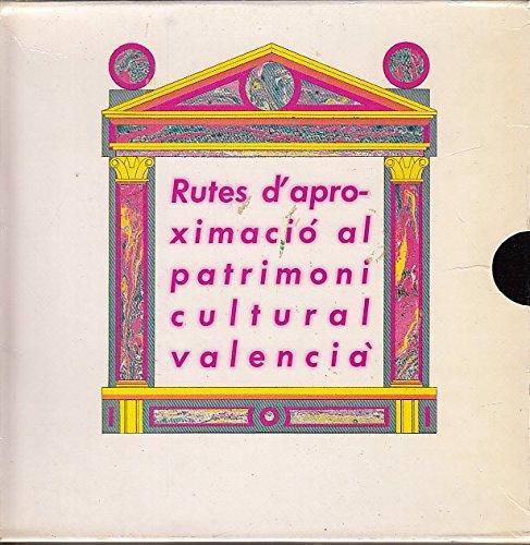 RUTES DAPROXIMACIÓ AL PATRIMONI CULTURAL VALENCIÀ: Amazon.es: CONESA, FRANCISCA; SELLÉS, FRANCISCO; LARA, JOAQUÍN: Libros