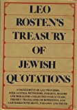 Leo Rosten's Treasury of Jewish Quotations, Leo Rosten, 0070539782