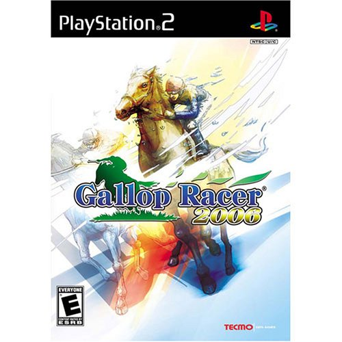 Gallop Racer 2006 - PlayStation (Gallop Racer)