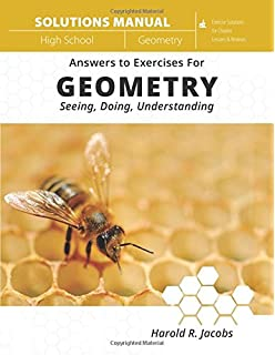 Amazon geometry seeing doing understanding 3rd edition geometry solutions manual fandeluxe Images
