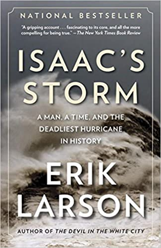 Image result for isaac's storm book amazon