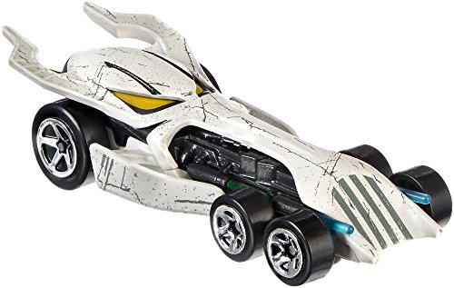 Hot Wheels Star Wars General Grievous Vehicle - http://coolthings.us
